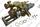 Mécanisme gaz Saunier Duval 05373800