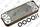 Echangeur sanitaire 12 plaques (+joints) Saunier Duval S1016600