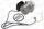 Moteur pompe 45W-1300L Saunier Duval S1024100
