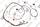 Faisceau de câbles Saunier Duval S1046700