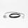 Manometre d.27 gris 0-4 bar cap plast. Atlantic 149998